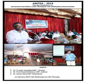 TWO DAY NATIONAL CONFERENCE - AMTEA