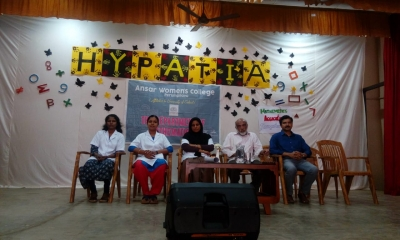 HYPATIA - MATHEMATICAL ASSOCIATION INAUGURATION